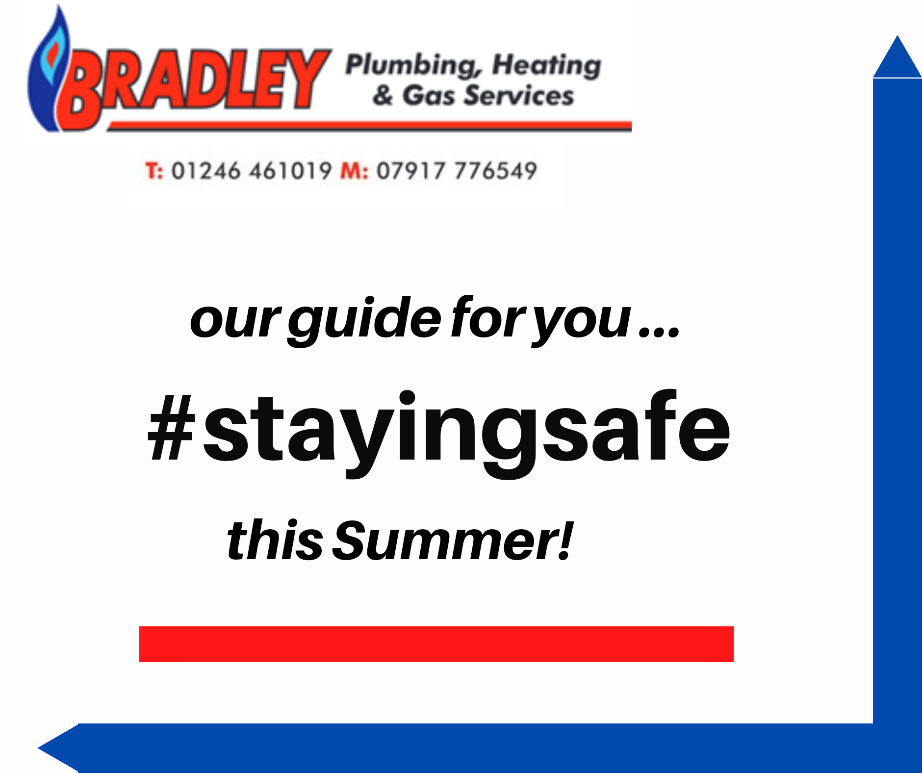 Handy Holiday Hints to help you stay safe (when you get the chance to go)