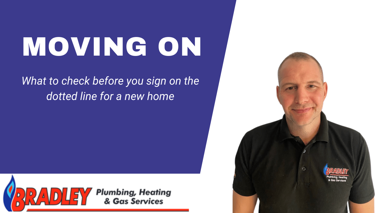 Potential plumbing problems when you move