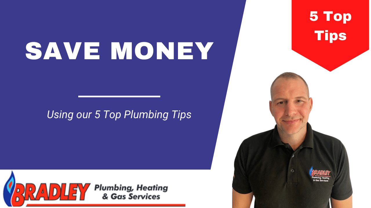 Our Top Five Plumbing Tips To Help You Save Money